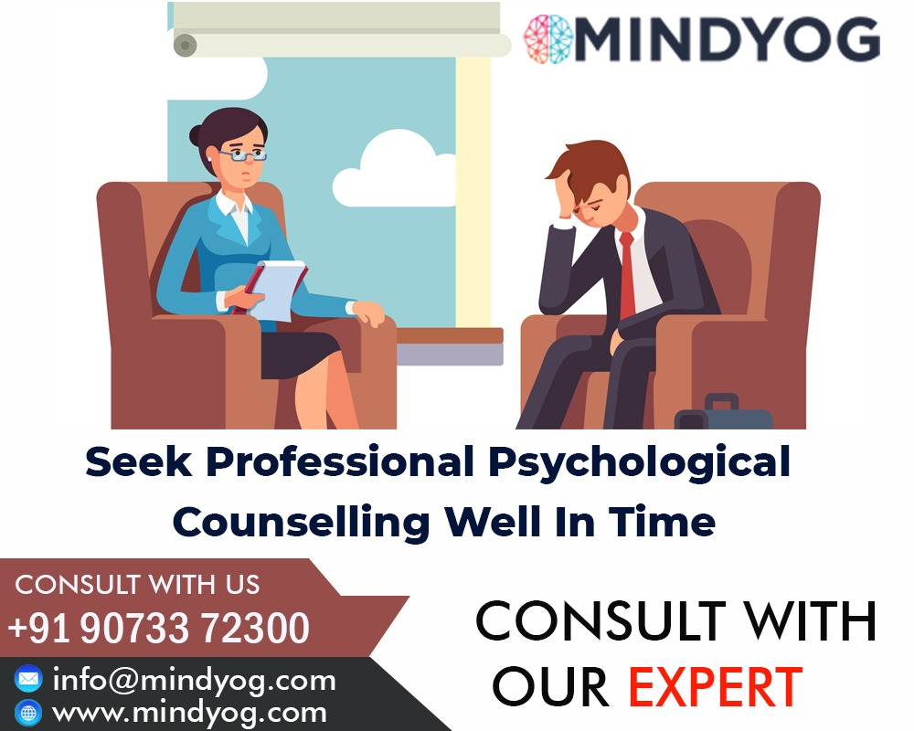 Seek Professional Psychological Counselling Well In Time