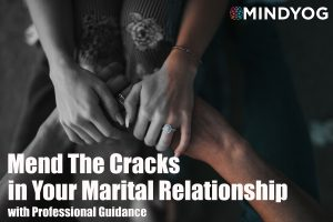 Mend The Cracks in Your Marital Relationship with Professional Guidance