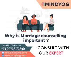 Why is Marriage Counselling Important?
