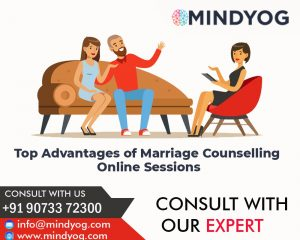 Top Advantages of Marriage Counselling Online Sessions