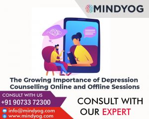 The Growing Importance of Depression Counselling Online and Offline Sessions