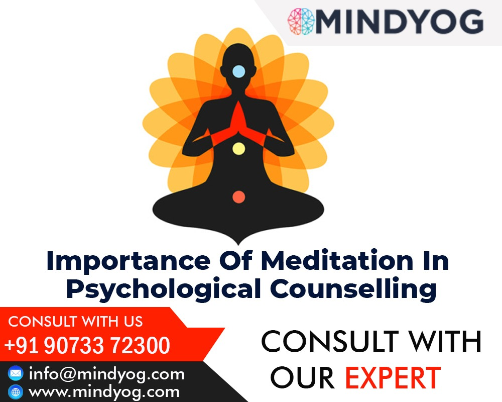 Importance of Meditation in Psychological Counselling