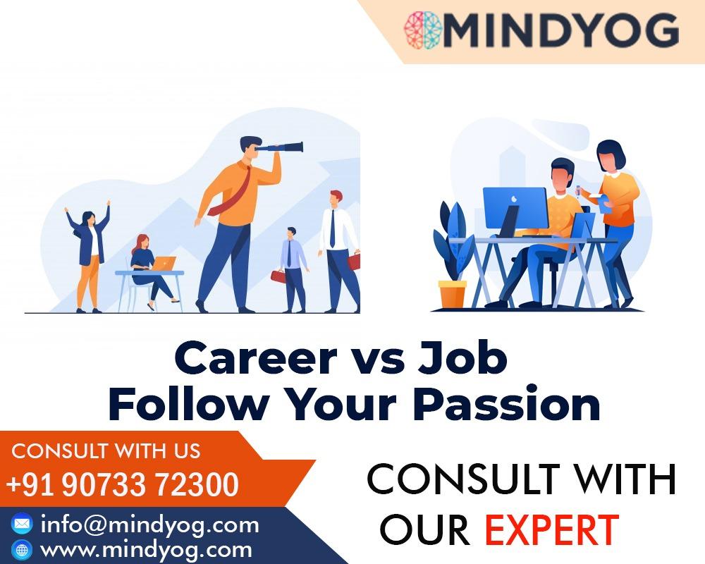 Career vs Job : Follow Your Passion