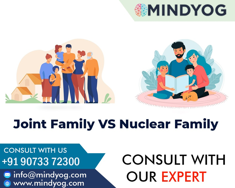 Nuclear vs. Joint family