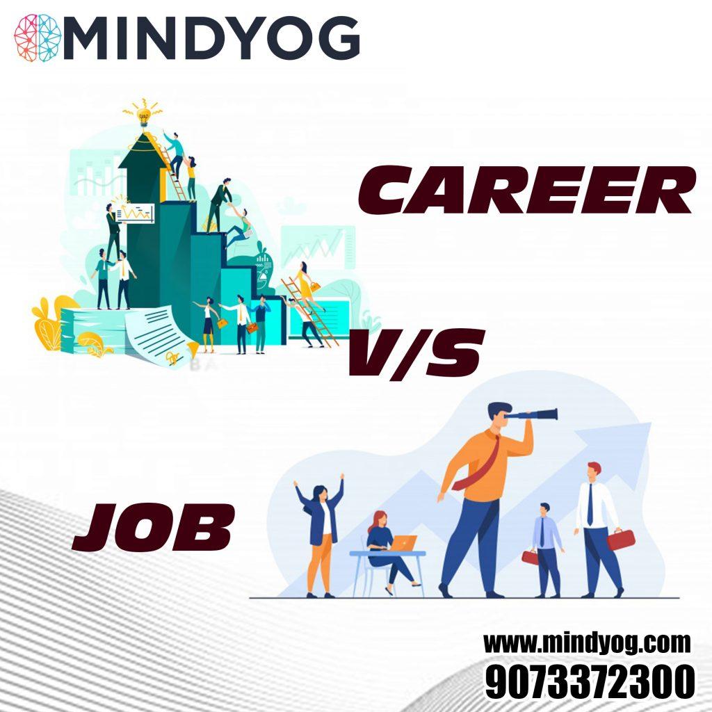 career vs job