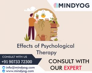 Effects of Psychological Therapy on Mental Health