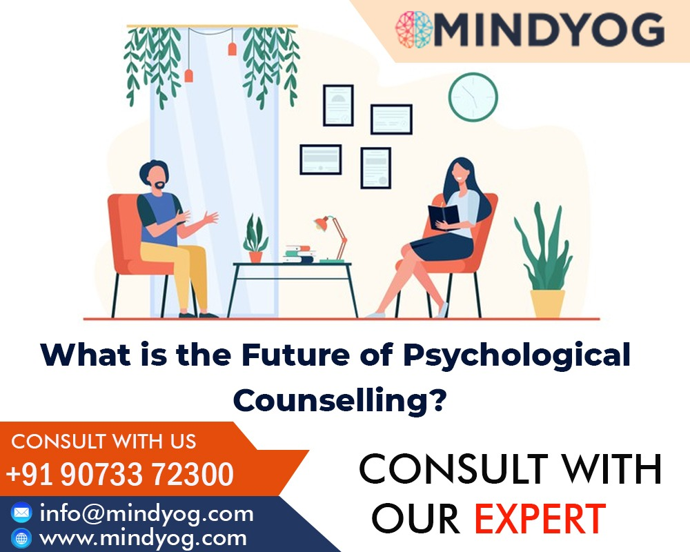 What is the Future of Psychological Counselling?
