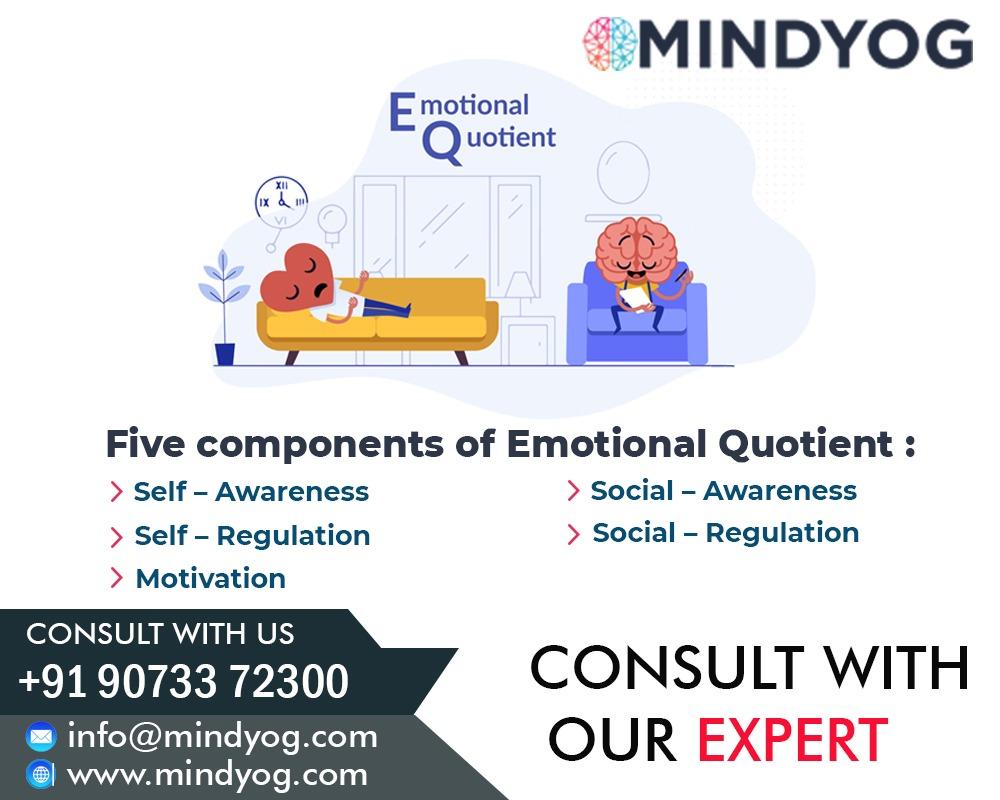 Five components of Emotional Quotient