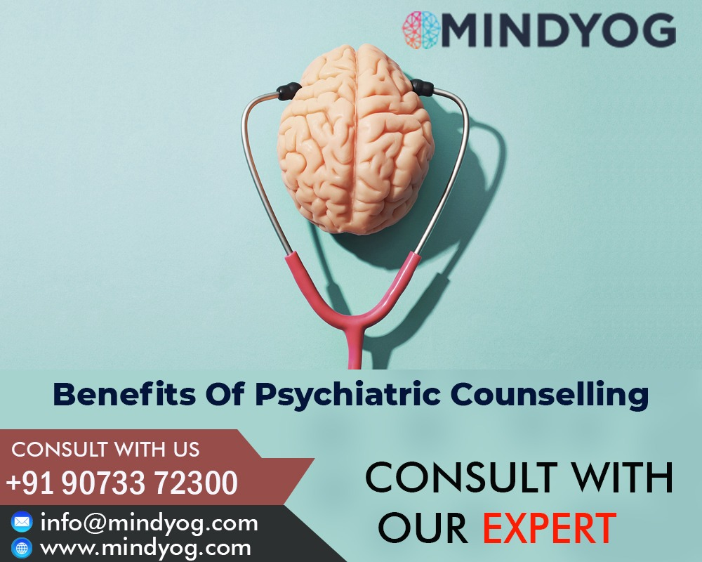 benefits of psychiatric counselling