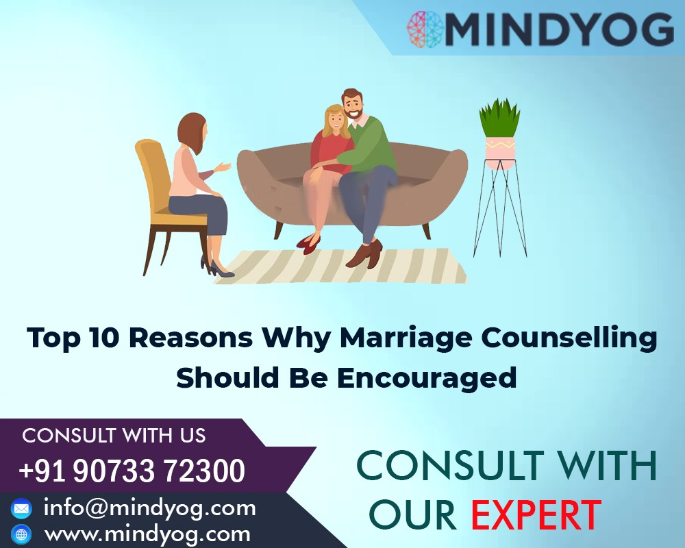 Top 10 Reasons Why Marriage Counselling Should Be Encouraged